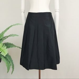 🆕 BANANA REPUBLIC Silk Midi Skirt